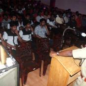 Anti Drug Seminar by Excise Circle Inspector Shri. P. V. Elias on 8th January 2017