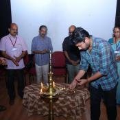 Muvattupuzha Film Festival - Touring Cinema of Muvattupuzha Film Society as part of International Film Festival inaugurated  in our theatre on 09/02/2018 by Sr. M K Mohanan, Dean of the college and Sri. Prakash  Sreedhar, President of the Society.